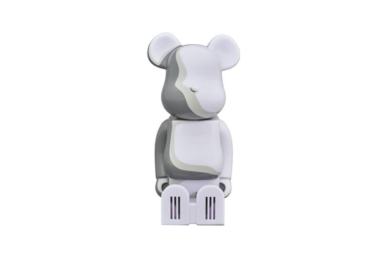 Cleverin nendo Medicom Toy BE@RBRICK Japanese pharmaceutical company Oki Sato design agency figures slits sitting household products Antibacterial