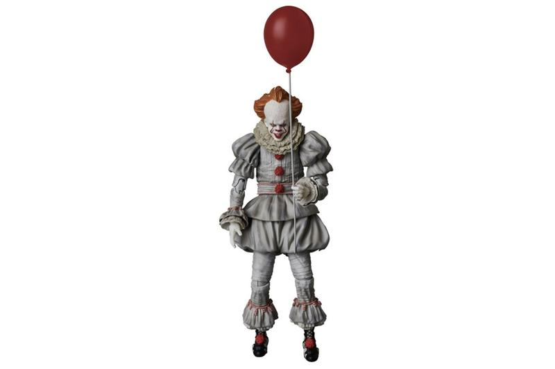 Medicom Toy MAFEX 6 Inch Pennywise Figure Release IT chapter 2 stephen king horror toy collectibles