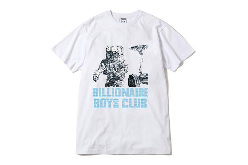 michael kagan billionaire boys club capsule collection release tshirts tees skate deck book launch signing nyc bbc flagship miami pop up pharrell williams