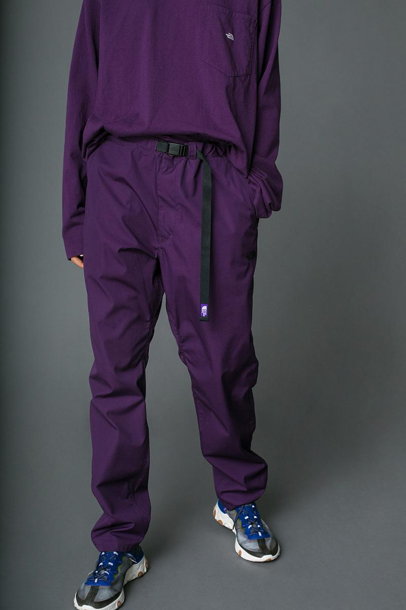 Monkey Time x The North Face Purple Label Capsule Collection Fall Winter 2019 FW19 65/35 SHORT MOUNTAIN PARKA Long Sleeve T-Shirt Climbing Pant United Arrows Beauty & Youth