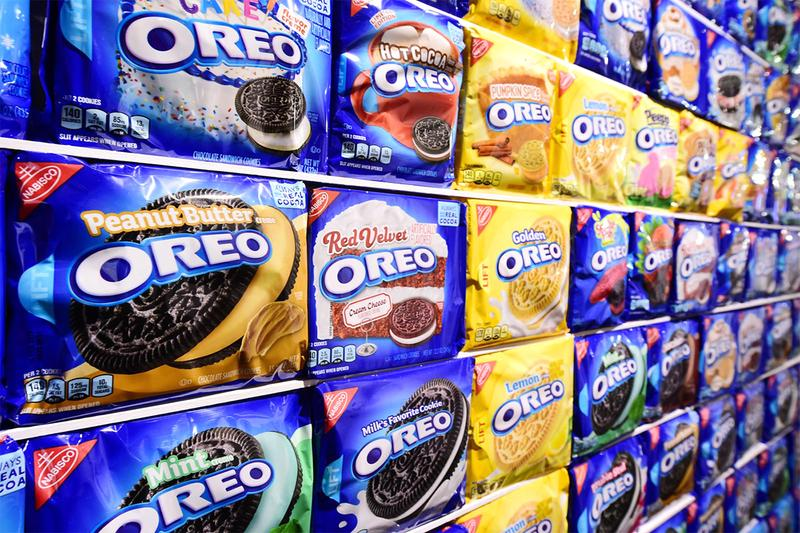 Nabisco Oreo Introduces Tang Specialty Flavor cookies biscuits