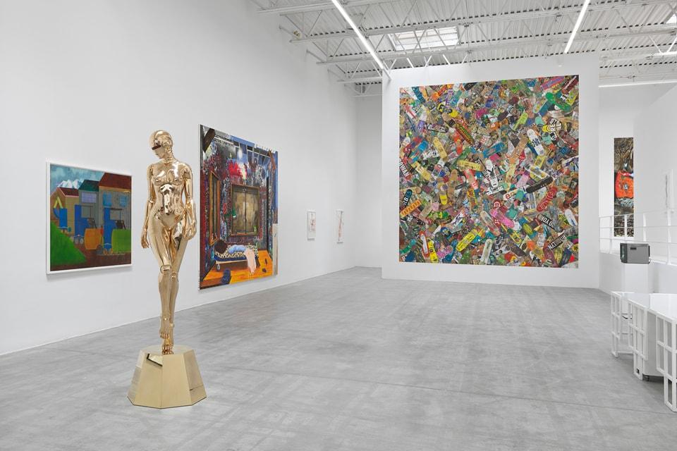 Hajime Sorayama, Haroshi & More Leading Japanese Artists Take over Jeffrey Deitch's NYC Galleries