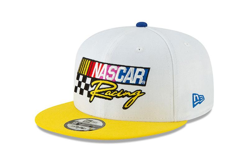 nascar 90s merch graphics capsule collection release 70th southern 500 darlington raceway
