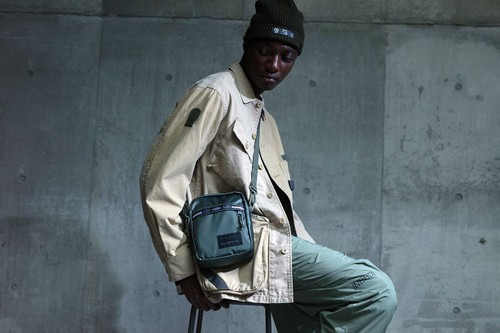 NEIGHBORHOOD and Eastpak Collaborate on Rugged Bag Collection
