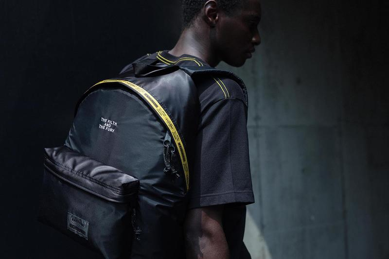 Neighborhood Eastpak FW19 Bag Collaboration Collection fall winter 2019 drop release date the one vest sling backpack october 1 buy colorway japan nbhd padded pak'r