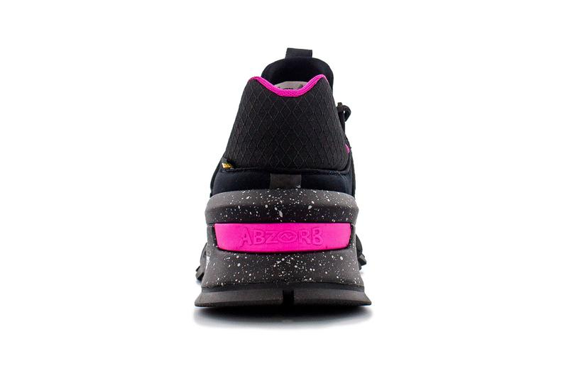 "New Balance 997 Sport Cordura ""Black/Pink"" Drop colorway release date info 997s lining"