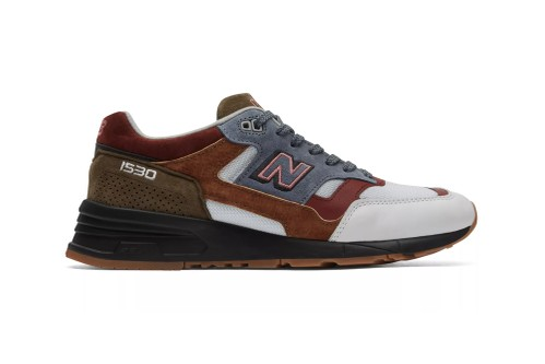 """New Balance Drops Earthy Made in UK """"Scarlet Stone"""" Pack"""