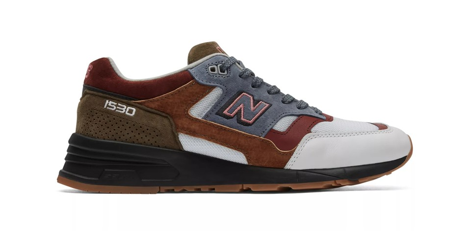 New Balance Drops Earthy Made in UK