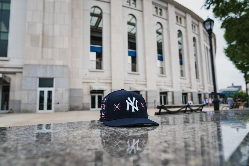 New Era Cap Spike Lee New York Yankees Championship Collection 2019 Collaboration release date info pics pictures image images september spring summer fall winter colors buy cost purchase price hats