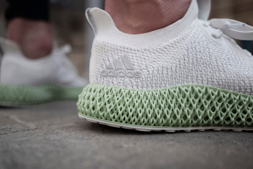 Take a First Look at the Next adidas FUTURECRAFT 4D Model