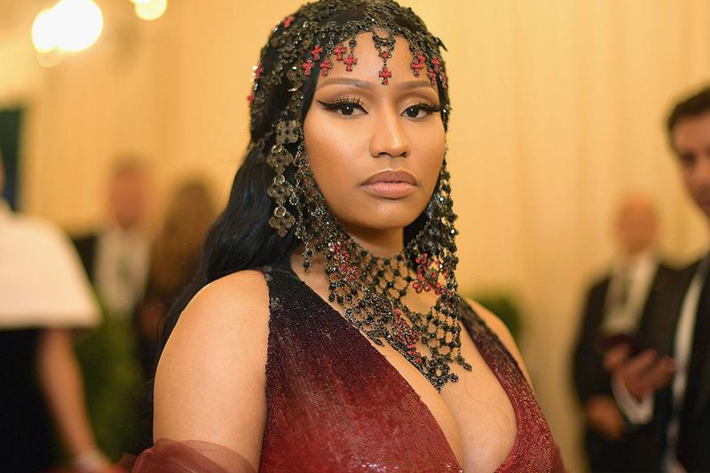 Nicki Minaj Announces Retirement From Music surprise news tweet family fans