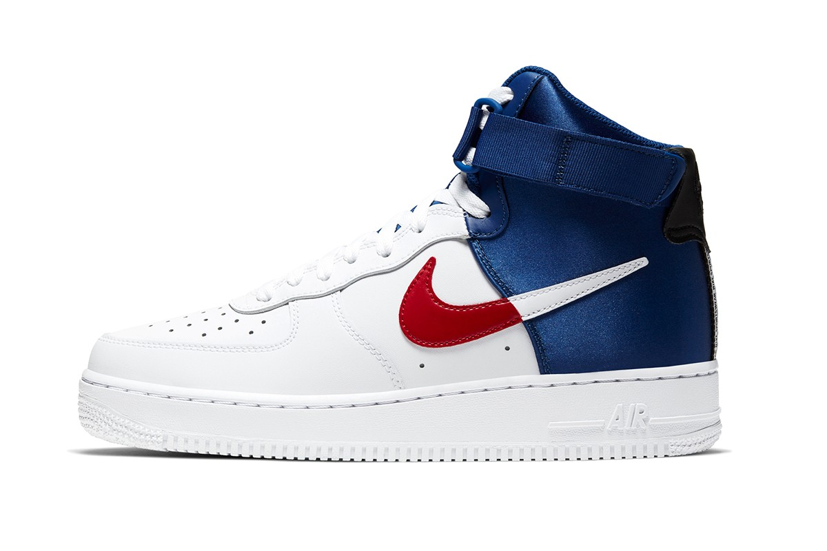 """Nike Air Force 1 High NBA """"Lakers"""