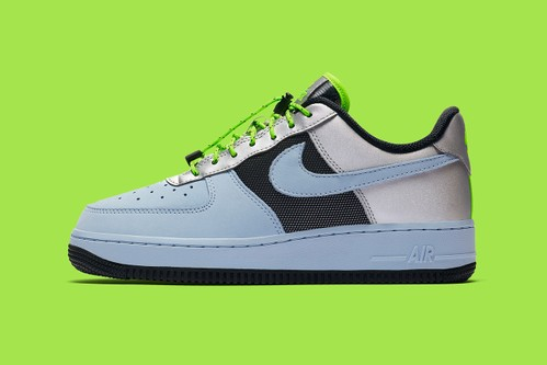 Nike Air Force 1 Low Now Receives Toggle Lace Units
