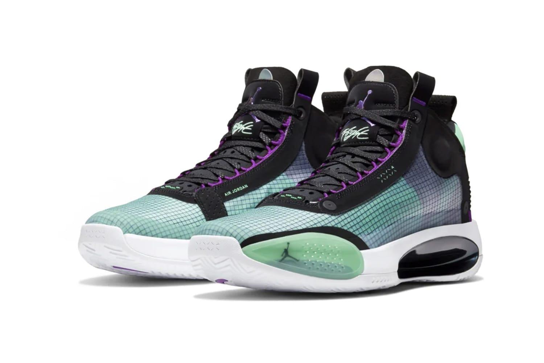 Nike Air Jordan 34 Sneaker Release Date