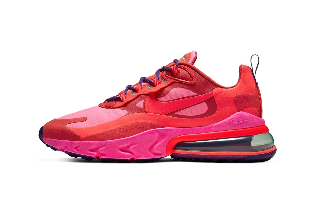 Nike Air Max 270 React Music Pack Sneaker Release