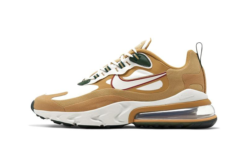 nike air max 270 react music pack sneakers collection release hip hop heavy metal reggae punk rock electronic AO4971-003 AO4971-700 AO4971-600 AO4971-004 AO4971-005 black deep royal blue hyper royal university gold mystic red pink blast bright crimson gold wheat