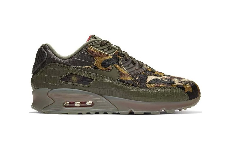 Nike Releases Air Max 90 \