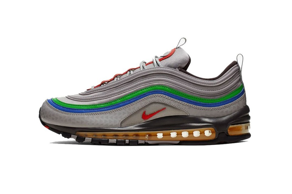 Nike Salutes the Nintendo 64 With Referential Air Max 97