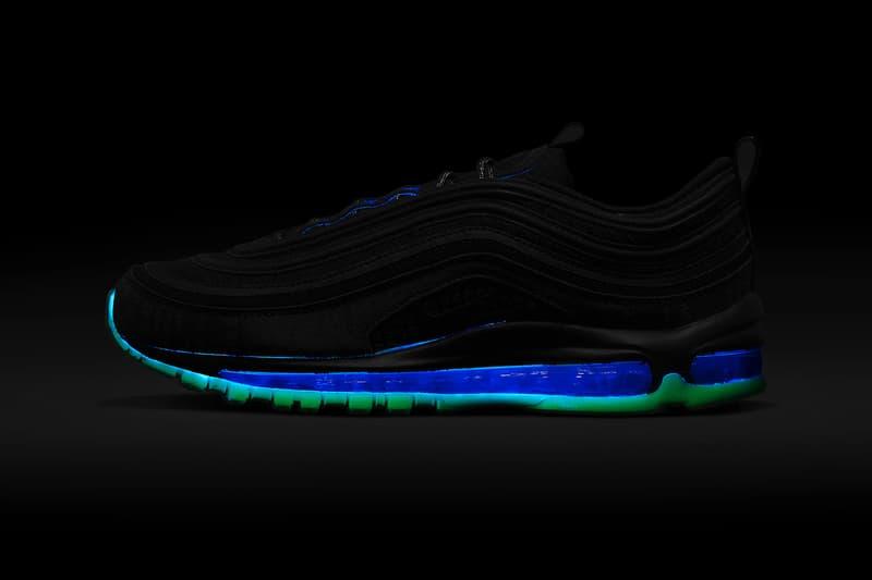 Nike Air Max 97 Green Glow Release Hypebeast