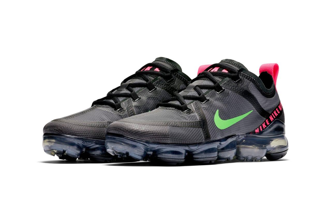 Nike Air VaporMax 2019 Multi-Neon Pink