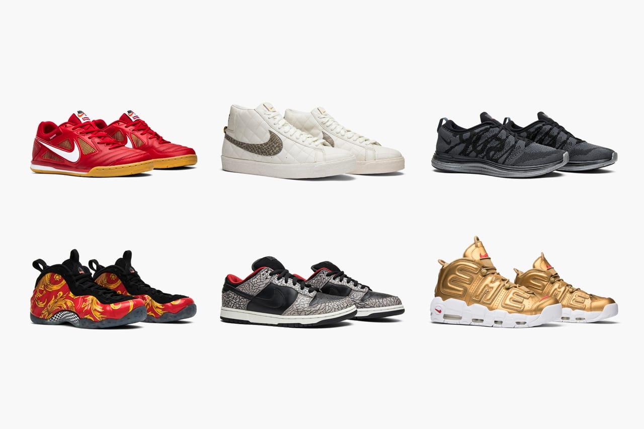 GOAT Presents Nike x Supreme Sneaker