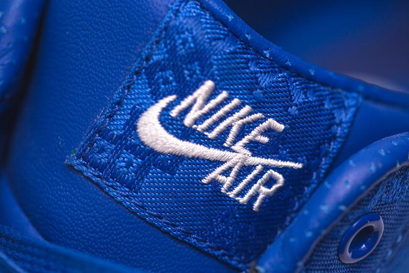 clot edison chen nike air force 1 game royal blue white gum light brown silk burn base layer release information buy cop purchase order