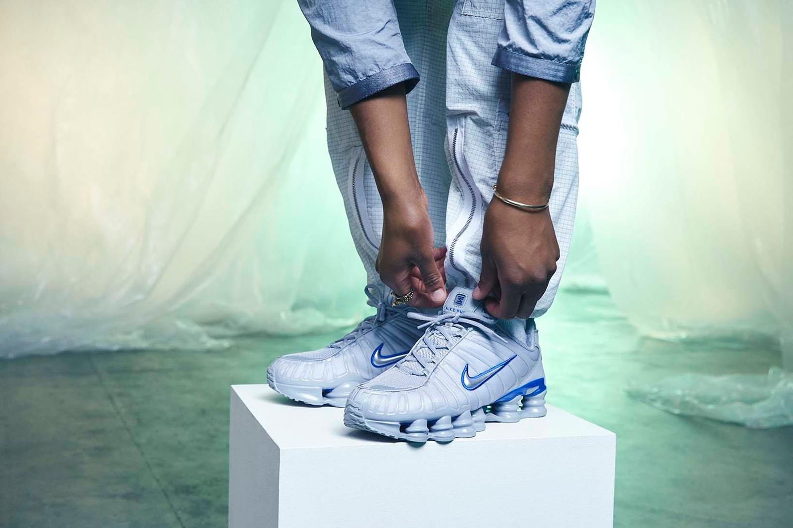 Nike Shox Unveil Campaign Exploring Provocation Shay Casanova
