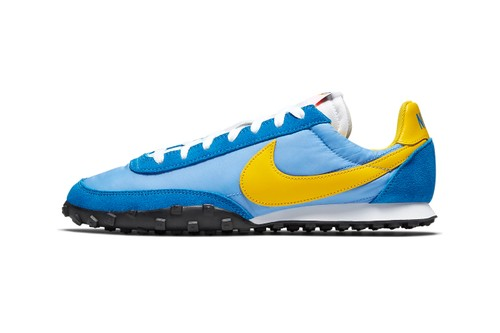 """Nike Revives the Waffle Racer With Vintage """"Battle Blue"""" Colorway"""