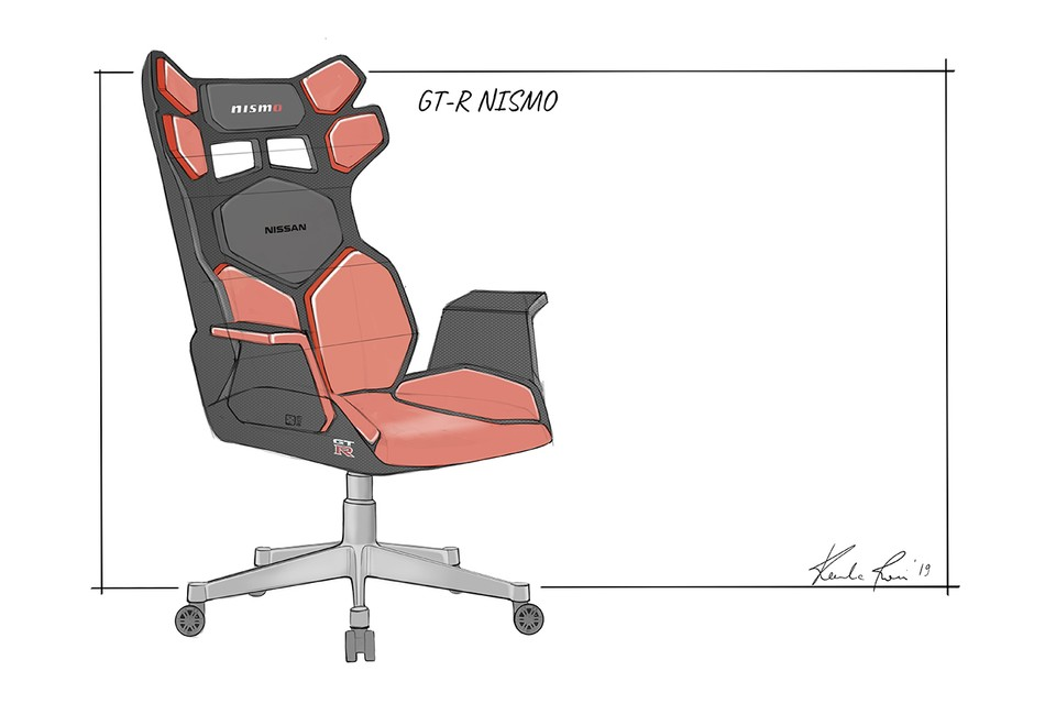 Nissan Shares Esports Gaming Chair Concepts