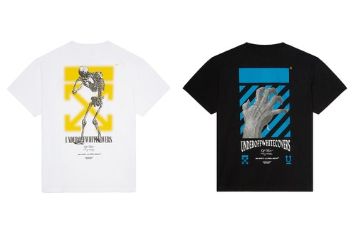 "UNDERCOVER & Off-White™ Announce Collaborative ""UNDEROFFWHITECOVERS"" Capsule Collection"