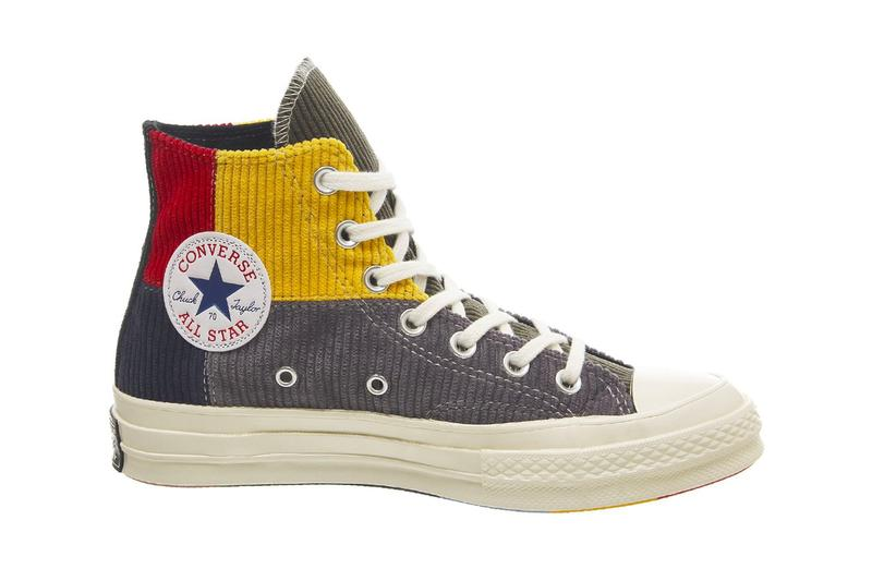 Offspring Converse Chuck 70 Patchwork Release 1662496090 1662496091 Corduroy