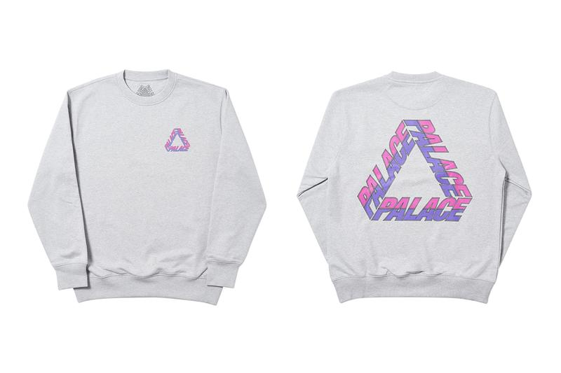 Palace Fall Winter 2019 Week Six Collection Seasonal Drops Skateboards Skateboarding Jackets T-Shirts Caps Jumpers Sweatshirts Track Pants