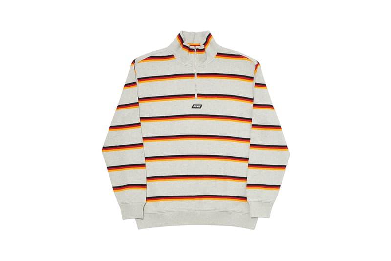 palace skateboards winter 2019 london tops long sleeve polo sweatshirt hoodie knitwear release information every piece buy cop purchase