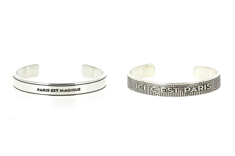 Paris Saint-Germain Philippe Audibert Collection jewelry rings bracelets psg silver gold soccer football champions league earrings ici c'est paris paris est magique
