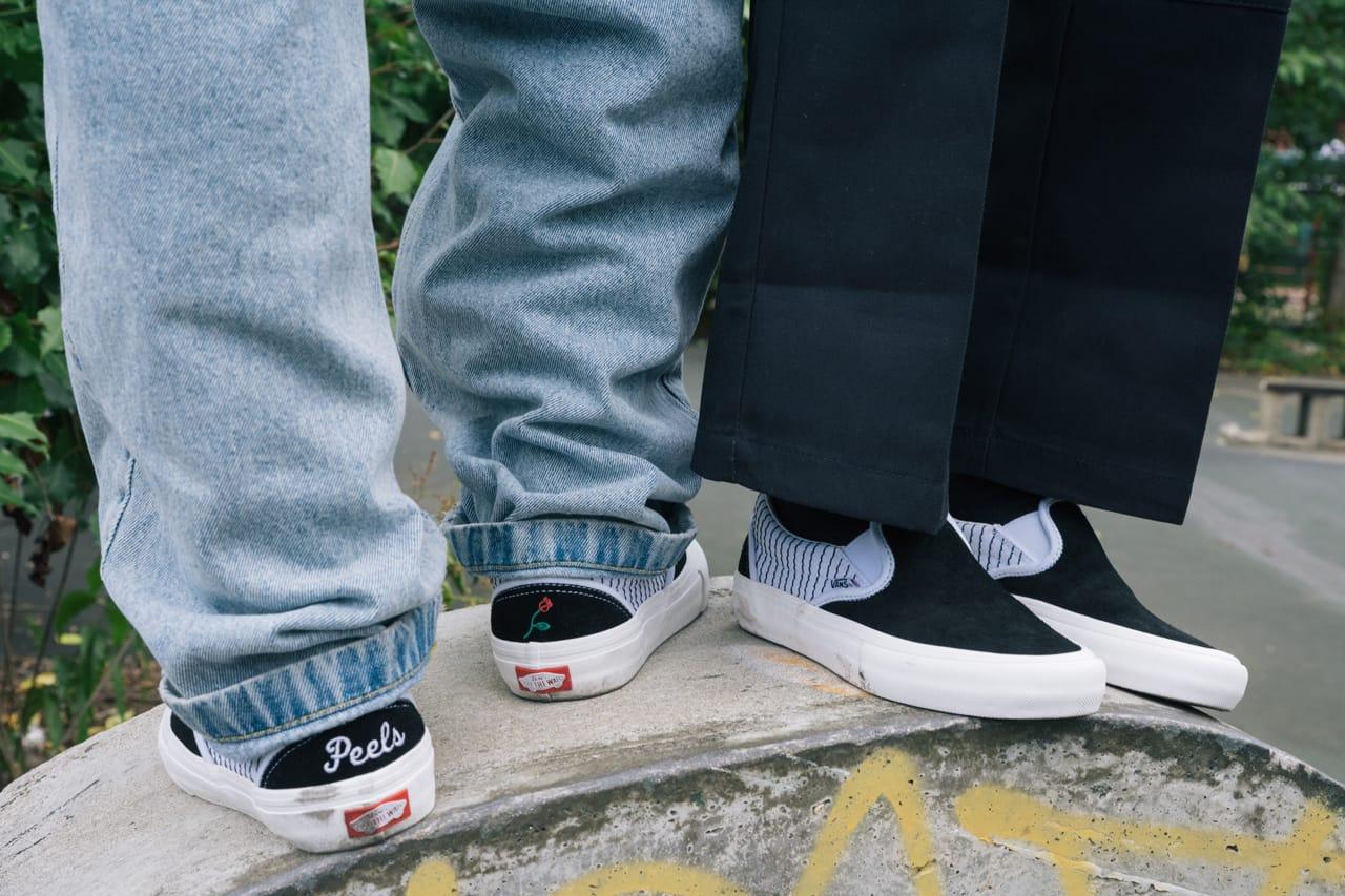 Peels x Vans Sneaker \u0026 Apparel