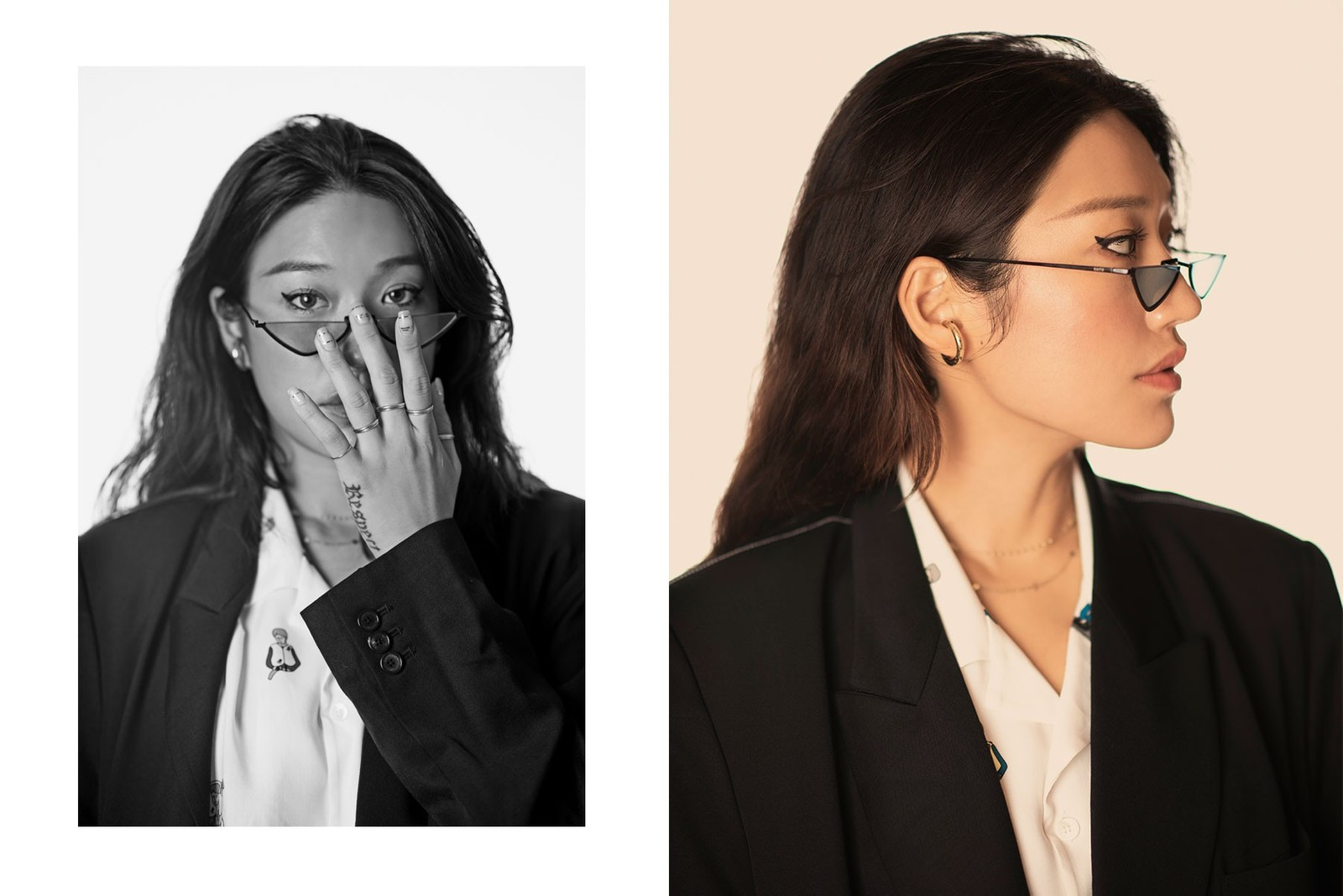 Peggy Gou DJ Kirin Fashion Launch Interview Career Hong Kong Korea Berlin London Info Buy Korean Female Woman New Guards Group