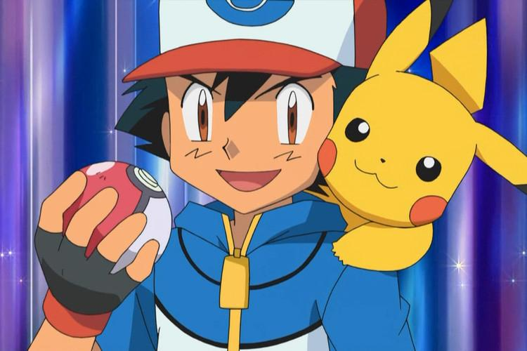 Ash Ketchum Wins Aloha Pokemon League Championship title pikachu first orange islands moon and sun series japan