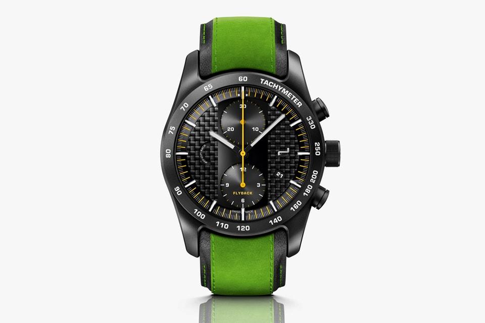 Porsche Design Unveils Chronograph GT3 RS Timepiece