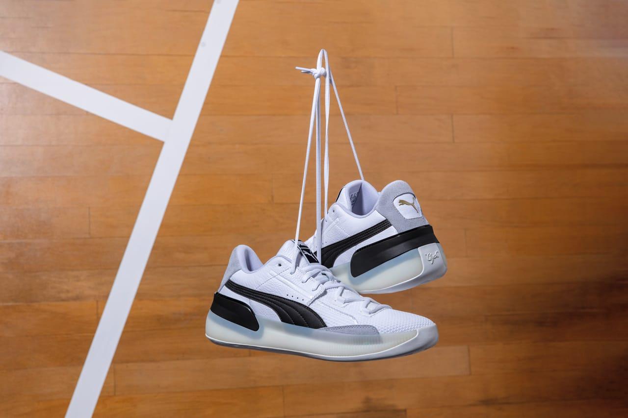 puma clyde frazier shoes