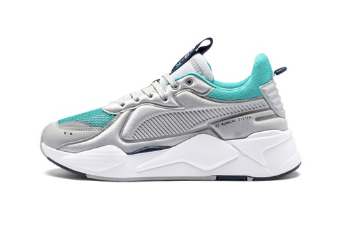 Puma's RS-X Softcase Sneakers Receive Bright Retro Pop Colors
