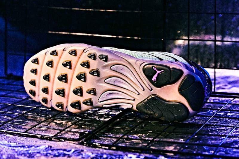 size puma kraken medusa mythology inhale snakeskin green silver release information details buy cop purchase order