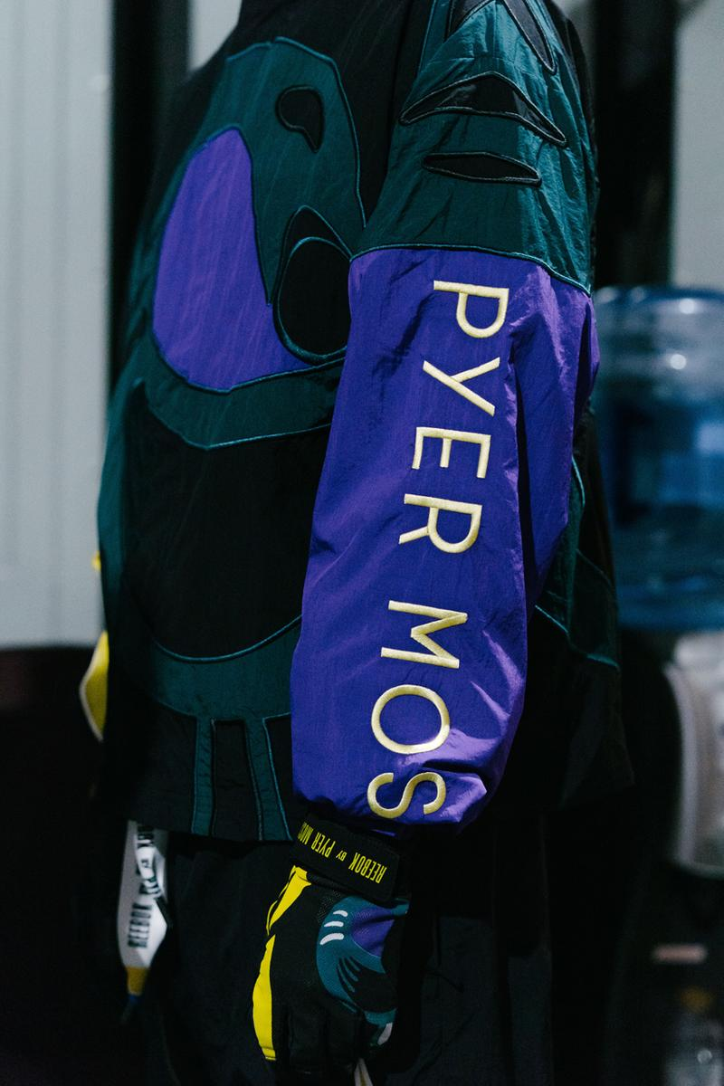 pyer moss reebok collection 3 sister runway show new york fashion week kerby jean raymond backstage photos ready to wear fall september 2019 spring summer 2020 womenswear menswear kings theater brooklyn richard phillips sean john