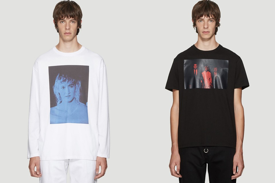 Raf Simons Pays Homage to David Lynch in Latest FW19 Pieces
