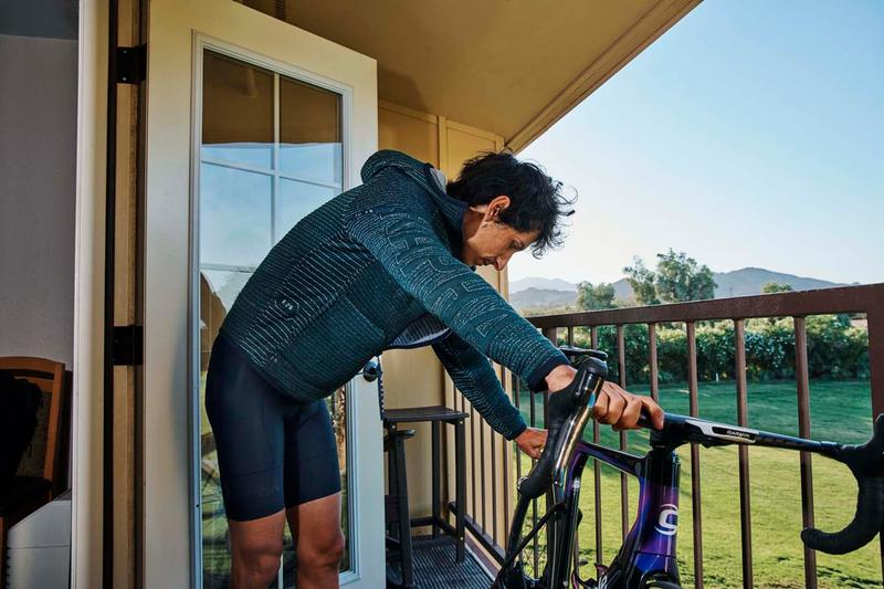 "Rapha x ByBorre ""Transfer Collection"" Collaboration clothing release date info buy cycling biking knit jacket shirt tee pant shorts scarf hoodie"