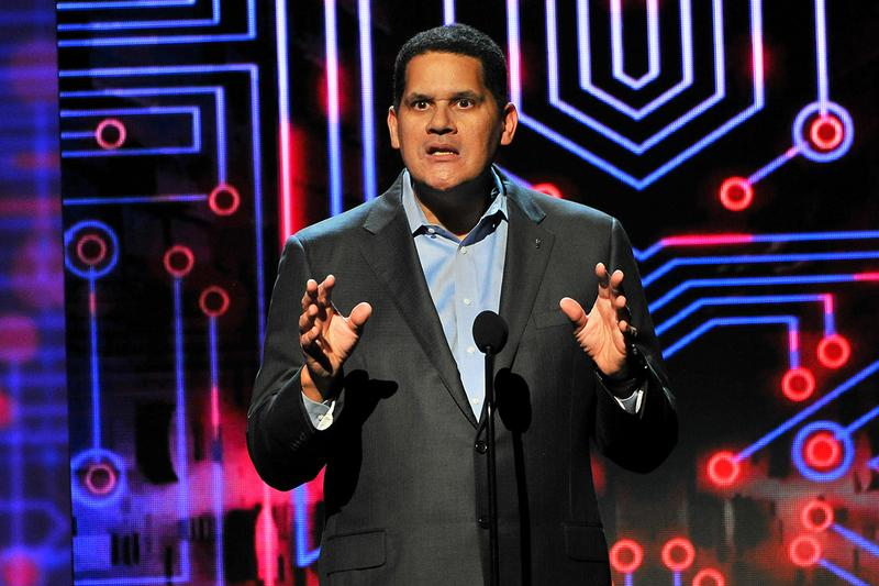 Reggie Fils Aimé Now Teaching at Cornell University nintendo president US games video gaming education