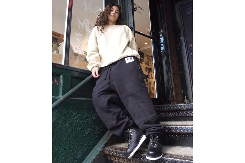Richardson FW19 Engineered Collection Sweat pants Sweat shirts Olive Drab Sand Blue-Gray Black