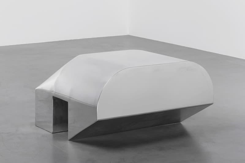 rick owens glade carpenters workshop gallery design furniture sculpture artwork