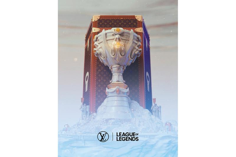 Riot Games Louis Vuitton League of Legends World Championship 2019 Partnership Announcement