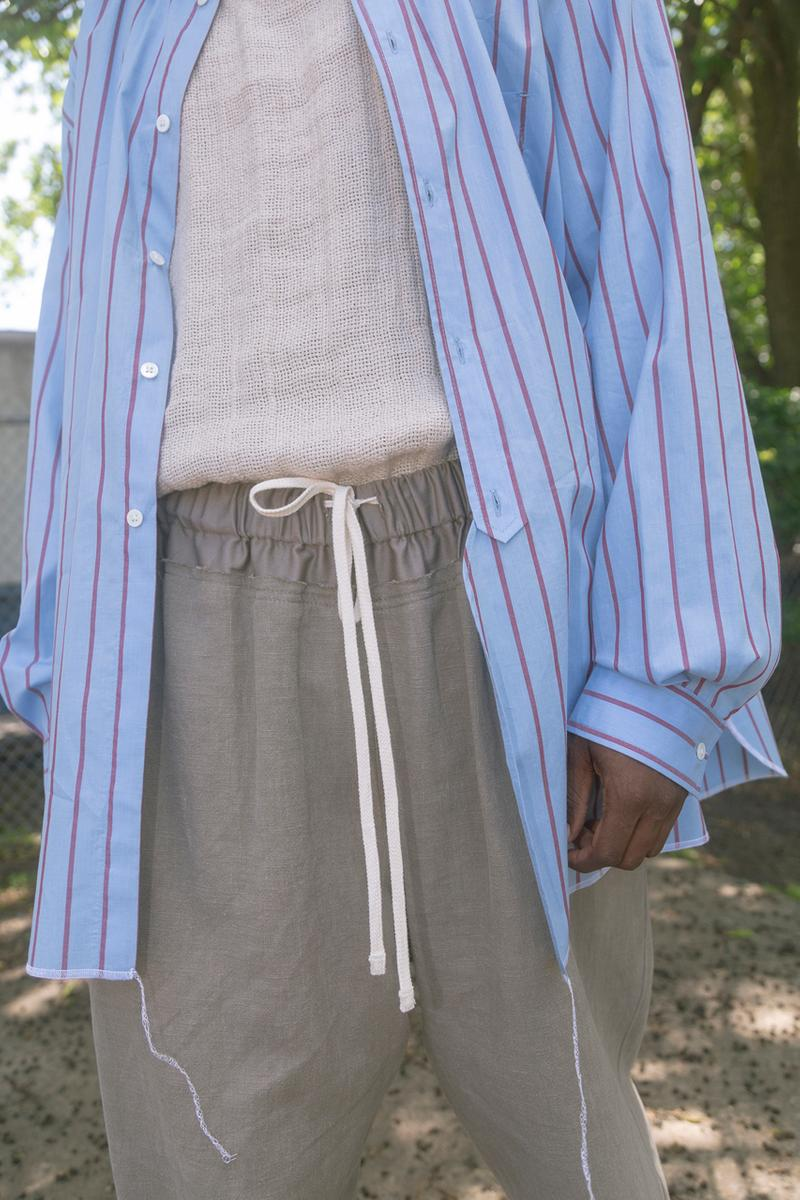 s.k. manor hill Spring/Summer 2020 Lookbook collection ss20 new york