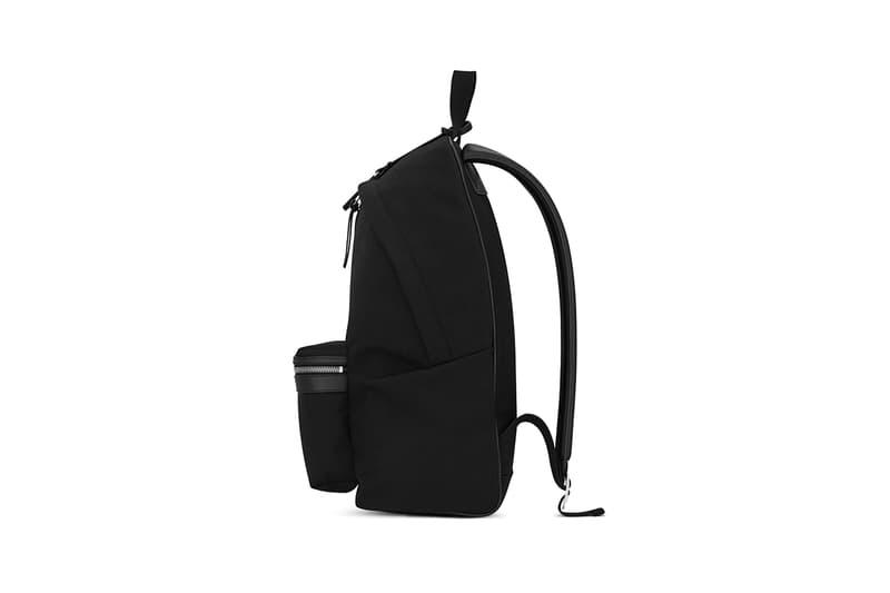 saint laurent jacquard google cit-e backpack release information details buy cop purchase $1000 USD order smart technological phone mobile ios android